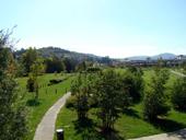 Création de parc et jardin dans le parc de Blavozy