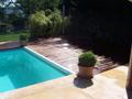 Aménagement tour de piscine chadrac 43