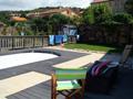 Aménagement tour de piscine Saint-Julien Roche Paysage